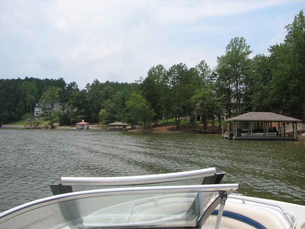 Anchors Landing Shoreline